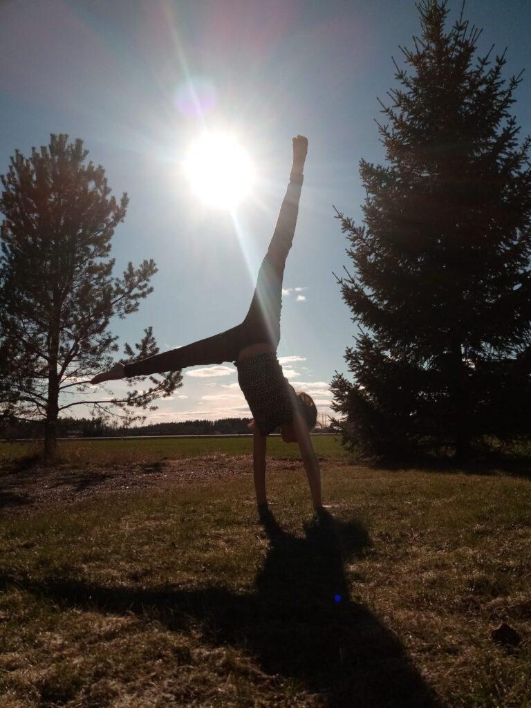 Liikunnan ilo - Onnen Tuulia